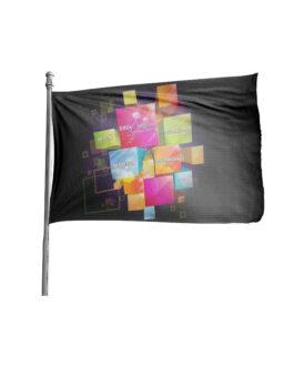 Synthetic Fabrics & Flags